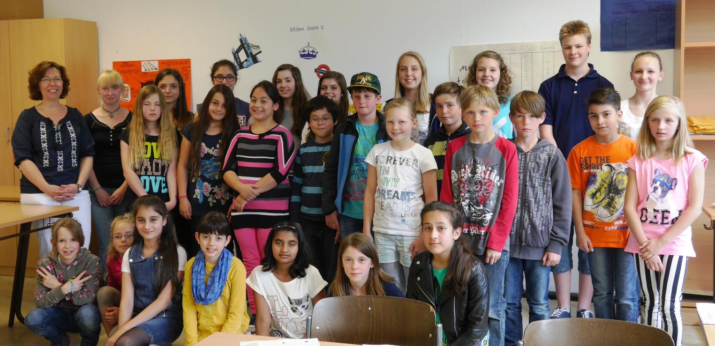 Klasse 5a 2014/15