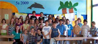 Klasse 5a 2009/10