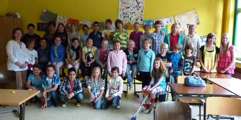 Klasse 5a 2012/13