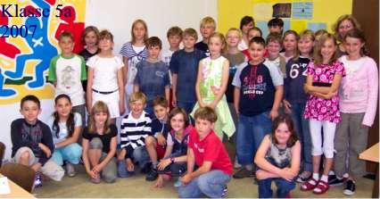 Klasse 5a 2007/08