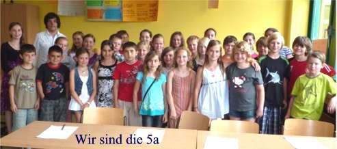 Klasse 5a 2010/11