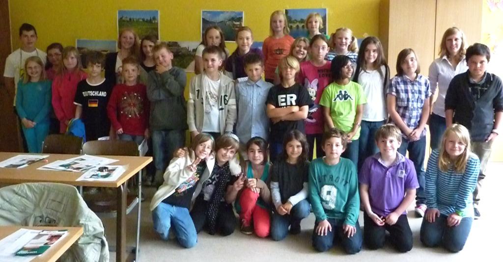 Klasse 5b 2012/13