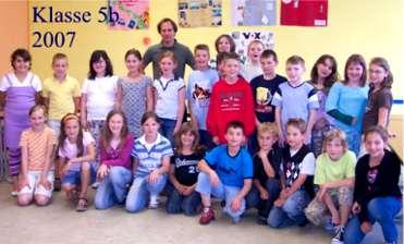 Klasse 5b 2007/08