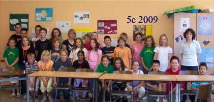Klasse 5c 2009/10