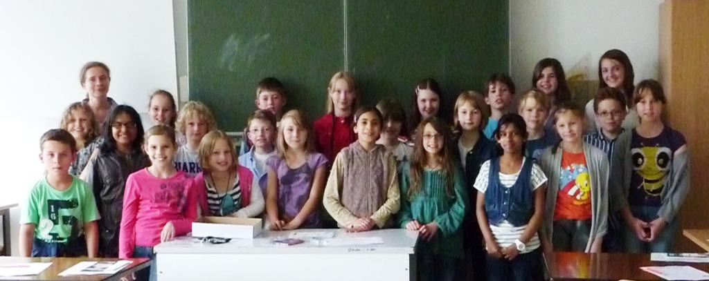Klasse 5c 2012/13