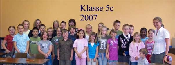 Klasse 5c 2007/08
