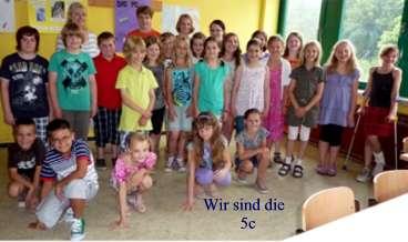 Klasse 5c 2010/11