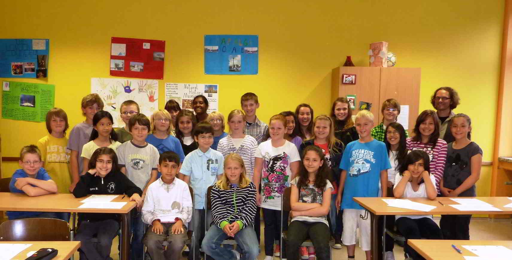 Klasse 5c 2011/12