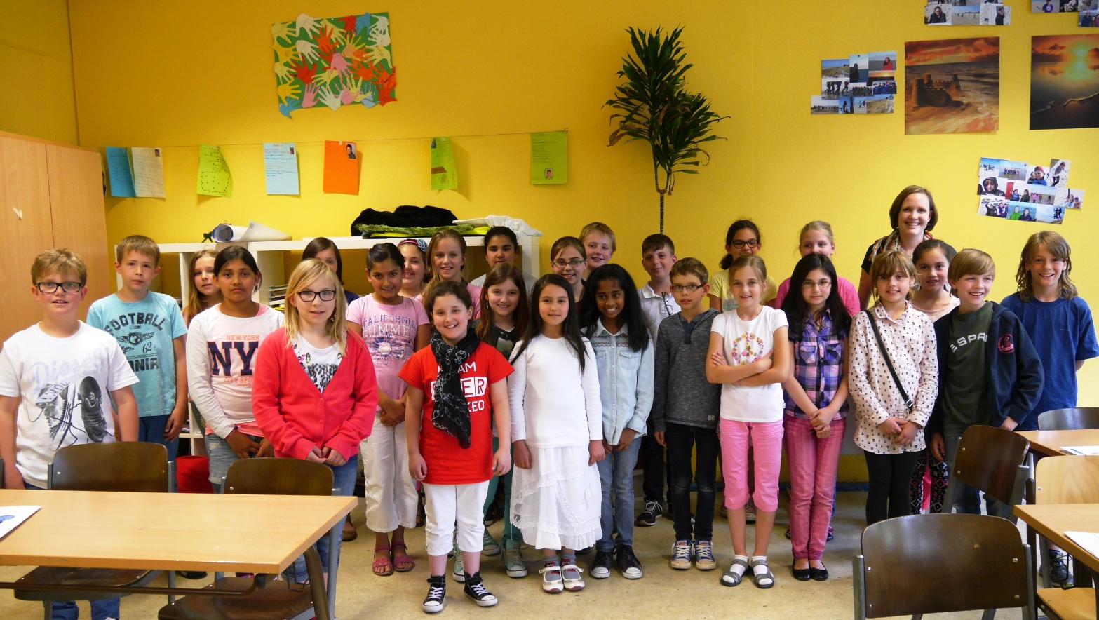 Klasse 5d 2014/15
