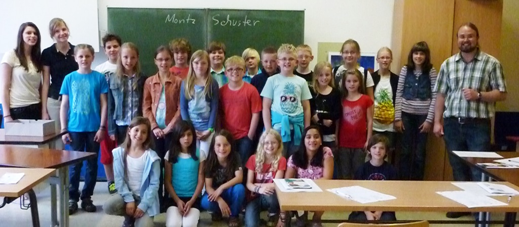 Klasse 5d 2012/13