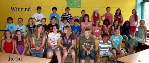 Klasse 5d 2010/11
