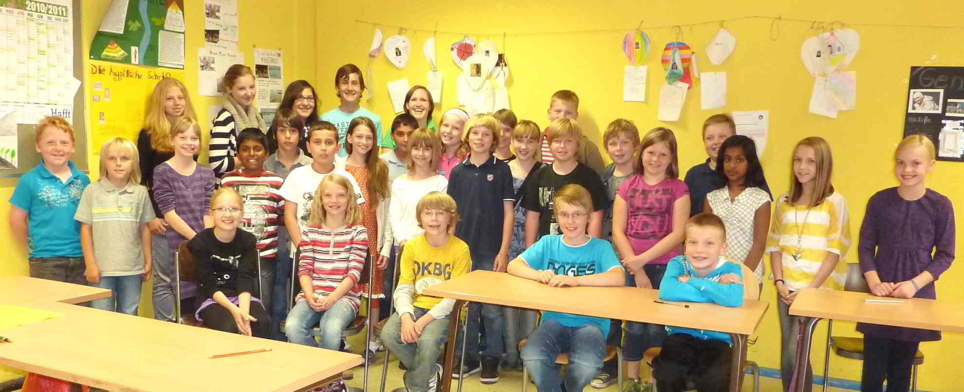 Klasse 5d 2011/12