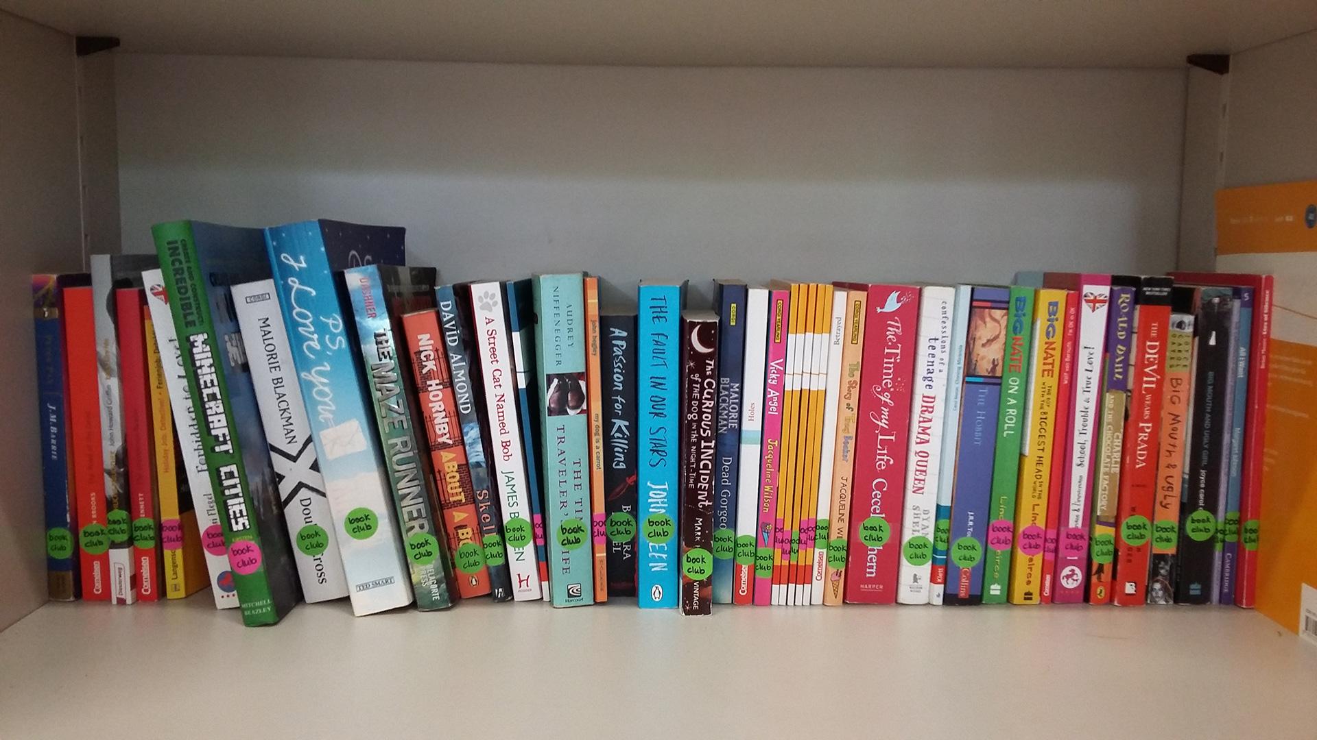 Book Club Bücher