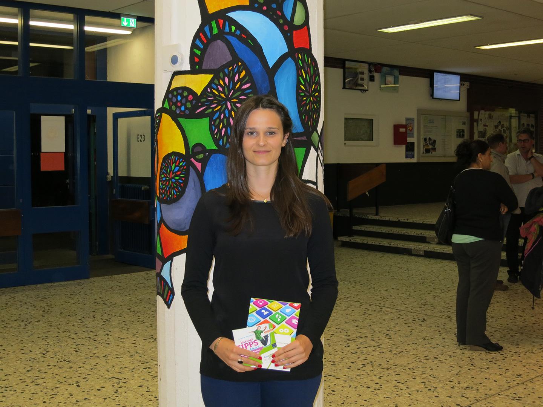 Dozentin Daria Stofflich