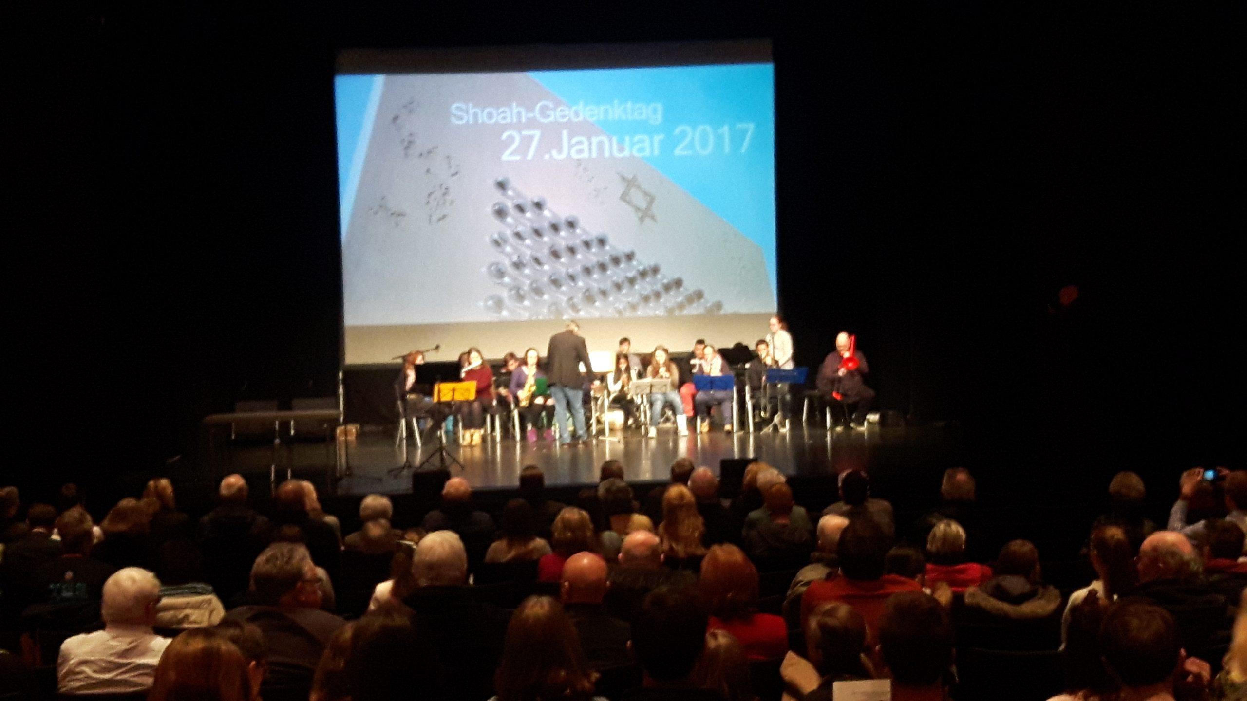 Gedenkstunde Fr Die Ns Opfer Am 27 01 2017