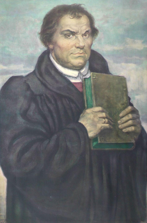 Luther Von Bauer Bibel Und Ehering