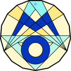 Mathe Olympiade Logo