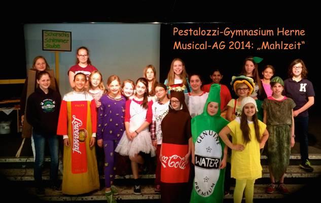 Musical AG Mahlzeit 1