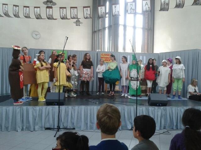 Musical AG Mahlzeit 3