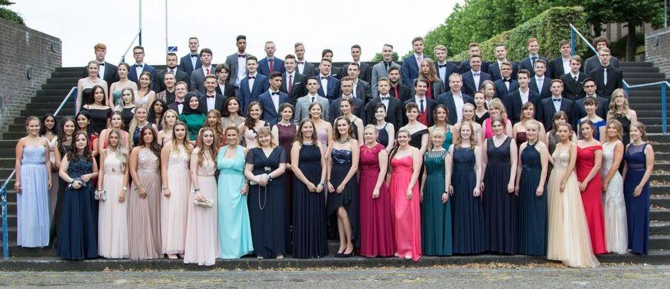 Pestalozzi Abiturienten 2017
