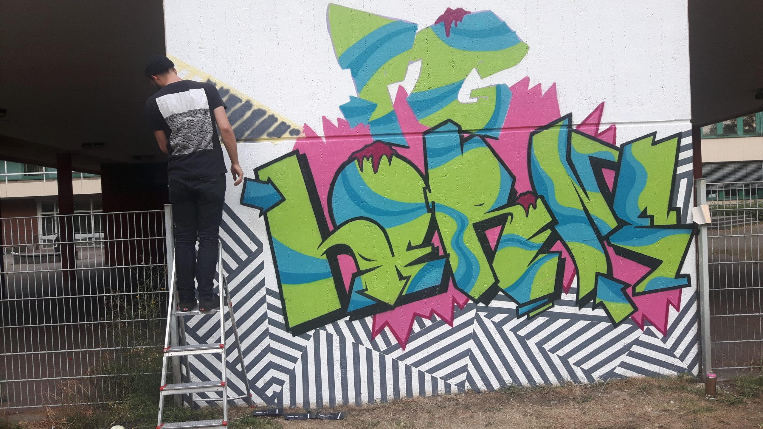 Pg Grafitti