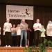 Zumba-Workshop und -Beitrag der 7b beim Herner Tanzforum