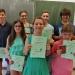 Ehrungen der Klassen-/Jahrgangsbesten und Sieger.innen von Sprach- und Mathematik-Wettbewerben
