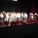 Klasse 5c musiziert bei Senioren-Weihnachtsfeier im KUZ