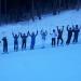 PG-Skiwoche 9. Jg. in Südtirol: herrliches Wetter, nette u. motivierte Schüler.innen, tolle Ski- u. Bergerlebnisse