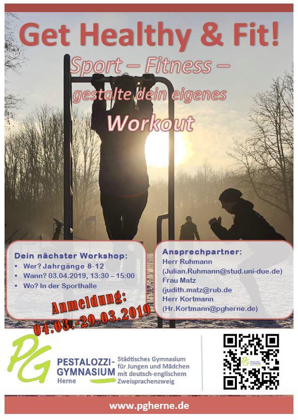 Fitness Workshop 03 04 2019