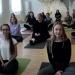 PG-Sportkurs Q2 besucht die Yogabar Bochum