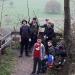 PG-Schüler.innen wandern in der PG-Gesundheitswoche auf dem Ruhrhöhenweg