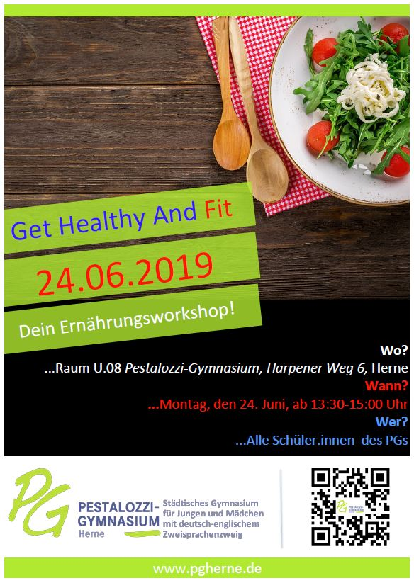Get Healthy And Fit 24 06 2019