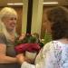 Frau Tunc feiert 25-jähriges Dienstjubiläum