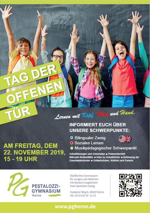 Plakat Tag Der Offenen Tr Pg 2019