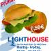 """Angebot der ev. Jugend: """"gesunde Frühstückstüte plus"""" täglich 7.00-8.00 Uhr vor dem Lighthouse"""