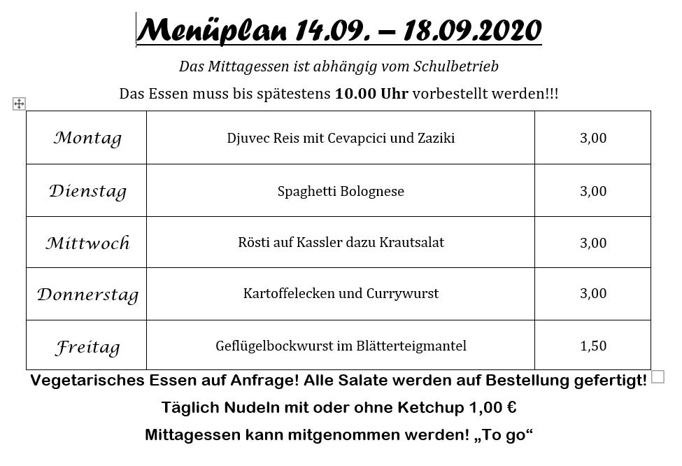 2020 09 14bis18 Menueplan Pestro