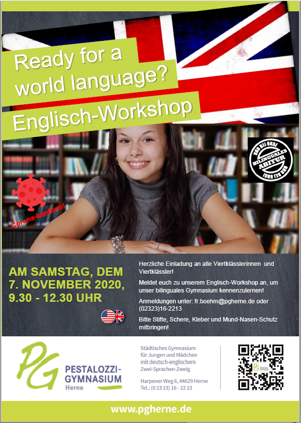 Englisch Workshop 07 11 2020
