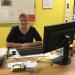 neues Personal am PG: Sekretärin Frau Blenski, Lehrkraft Frau Schlawne