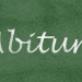 Abitur-Prüfungen in den 4 Fächer absolviert