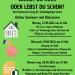 PG-Workshop Kulturtechniken für die Oberstufe: Online-Semiare der Verbraucherzentrale NRW