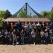 Ausflug der 5. Klassen in den Tierpark am Ende der Einführungswoche